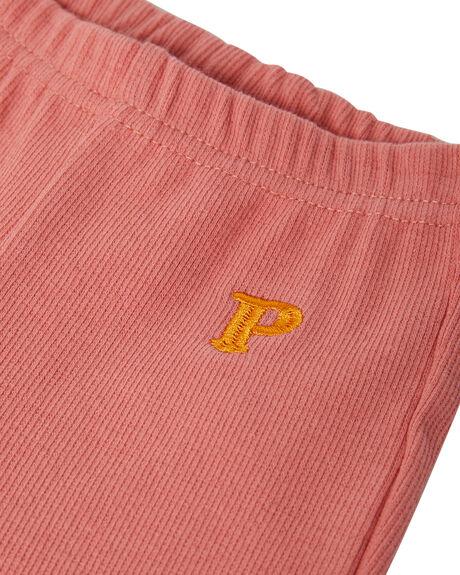 PINK KIDS GIRLS PUMPKIN PATCH PANTS - 20TG8032LPNK