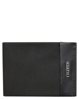 BLACK MENS ACCESSORIES RIP CURL WALLETS - BWLMN10090