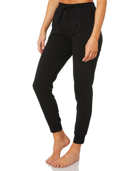 BLACK WOMENS CLOTHING BETTY BASICS PANTS - BB272BLK