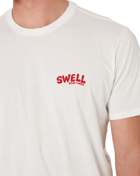 OFF WHITE MENS CLOTHING SWELL TEES - S5194004OFFWH