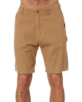 LATTE MENS CLOTHING RUSTY SHORTS - WKM0971LAT