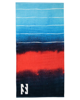 NAVY RED ACCESSORIES TOWELS BILLABONG  - 9671703NVRD