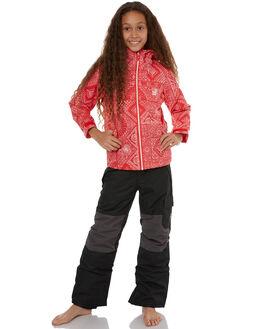 POPPY DAZE BOARDSPORTS SNOW BILLABONG GIRLS - F6JG02POPPY