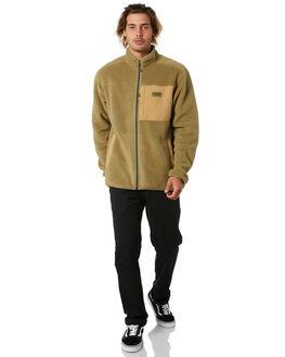 MARTINI OLIVE MENS CLOTHING BURTON JUMPERS - 20829102300