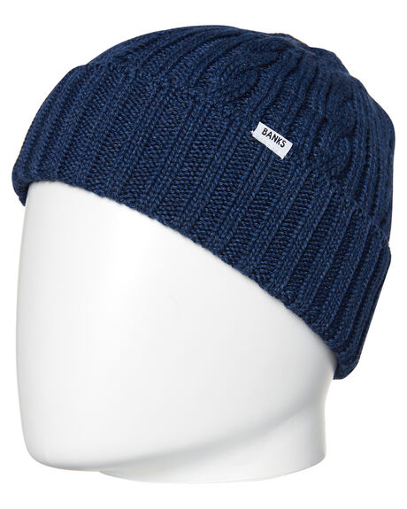 DIRTY DENIM MENS ACCESSORIES BANKS HEADWEAR - BE0024DDN