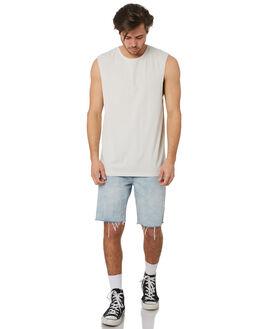 BONE MENS CLOTHING SILENT THEORY SINGLETS - 40X0025BONE