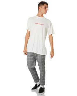 LONDON CHECK MENS CLOTHING THRILLS PANTS - TA9-406BZLOCHK