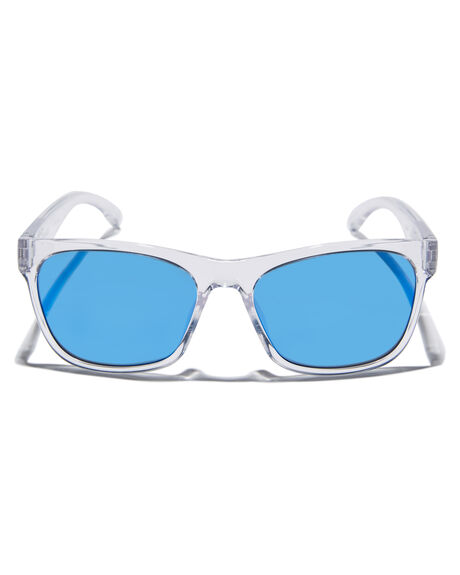 CRYSTAL GRAY BLUE MENS ACCESSORIES SPY SUNGLASSES - 673513222335CRYS