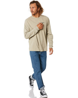 PUMICE MENS CLOTHING PATAGONIA TEES - 38514PUM