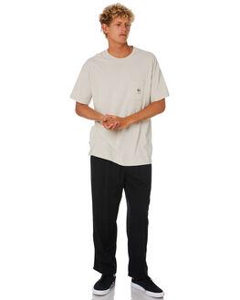 WHITE SAND MENS CLOTHING STUSSY TEES - ST005002WTSND
