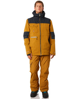 GOLDEN BROWN BOARDSPORTS SNOW QUIKSILVER MENS - EQYTJ03191CPD0