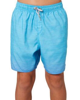 BLUE FADE KIDS BOYS BILLABONG BOARDSHORTS - 8581417BLFA
