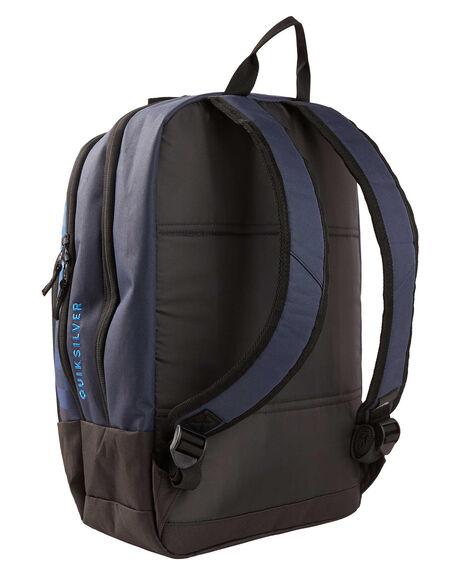NEBULAS BLUE MENS ACCESSORIES QUIKSILVER BAGS + BACKPACKS - EQYBP03573-BQV6