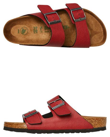 BORDEAUX WOMENS FOOTWEAR BIRKENSTOCK FASHION SANDALS - 1009500BRDX