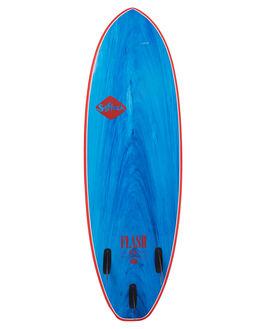 BLUE RED SURF SOFTBOARDS SOFTECH FUNBOARD - FEGII-BUM-057BLURD