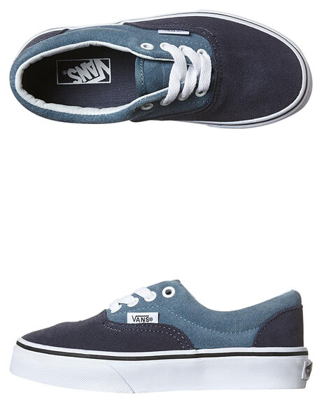 Vans Kids Era 59 Suede Shoe - Parisian Night Blue  0b55dcd33