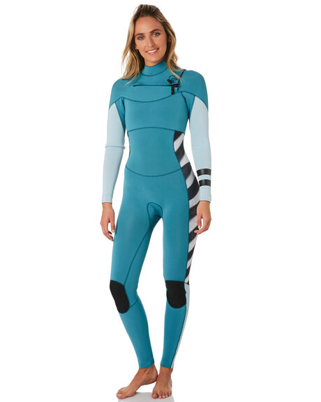 MINERAL TEAL BOARDSPORTS SURF HURLEY WOMENS - BV4434322