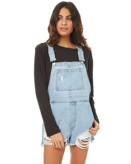 MOVIN ON WOMENS CLOTHING A.BRAND PLAYSUITS + OVERALLS - 70918B3101