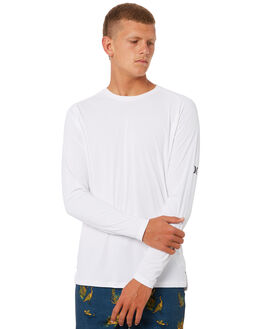 WHITE BOARDSPORTS SURF HURLEY MENS - 928186-100