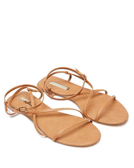 SUGAR BROWN WOMENS FOOTWEAR BILLINI FASHION SANDALS - S669SBRN