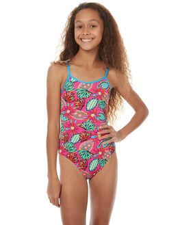PINK MULTI KIDS GIRLS ZOGGS SWIMWEAR - 5448173PKML