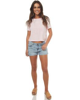 MEDIUM WELL WORN WOMENS CLOTHING BILLABONG SHORTS - 6571284MED