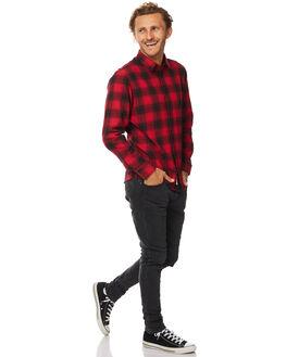 GRAZE SLASH MENS CLOTHING A.BRAND JEANS - 80898B2756