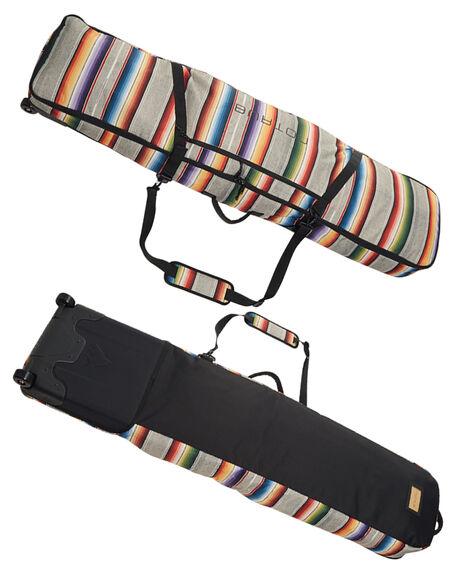 Bright Sinola Stripe Snow Accessories Burton Snowboard Bags 109941bss
