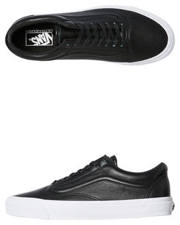 BLACK MENS FOOTWEAR VANS SNEAKERS - SSVNA3MUROR7BLKM