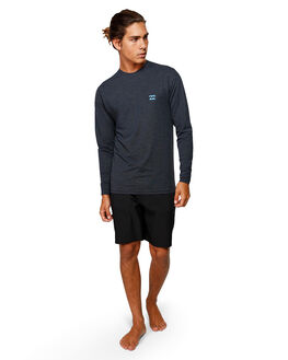 BLACK HEATHE BOARDSPORTS SURF BILLABONG MENS - BB-9792510-BLH