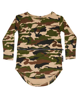 CAMO OUTLET KIDS LIL MR CLOTHING - LM-ZIPPCAM
