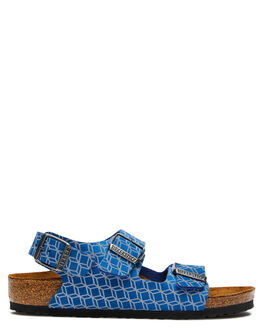 REFLECTIVE CUBE KIDS BOYS BIRKENSTOCK THONGS - 1011406RCUBE