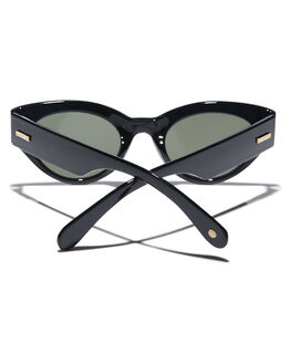 BLACK WOMENS ACCESSORIES MINKPINK SUNGLASSES - MNP1908216BLK