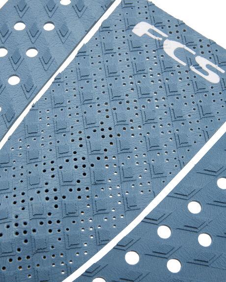 DUSTY BLUE BOARDSPORTS SURF FCS TAILPADS - FT311DBLU