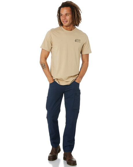 NAVY WORKWEAR MENS WORKWEAR VOLCOM BOTTOMS - A1102002NVY