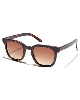 CHOCALATE TORT WOMENS ACCESSORIES SUNDAY SOMEWHERE SUNGLASSES - SUN121-DCT