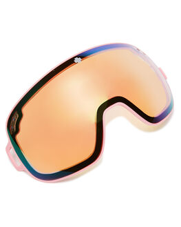 NATIVE NATURE PINK BOARDSPORTS SNOW SPY GOGGLES - 313222920461NPNK