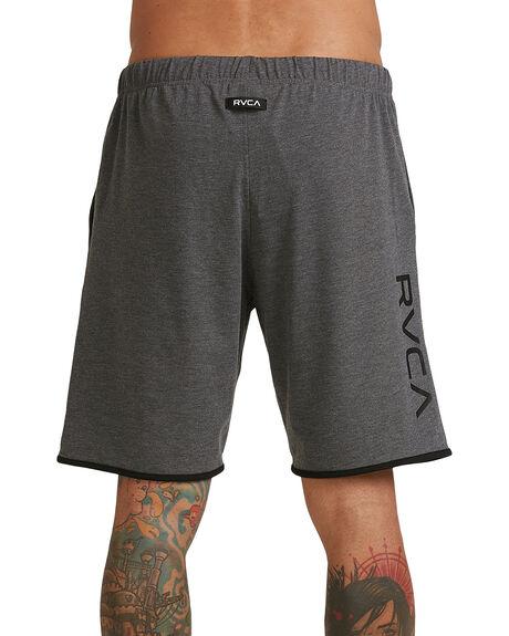 SMOKEY GREY MENS CLOTHING RVCA SHORTS - RV-R305314-SYT