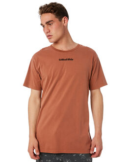ROSEWOOD MENS CLOTHING THE CRITICAL SLIDE SOCIETY TEES - TE1889ROSE