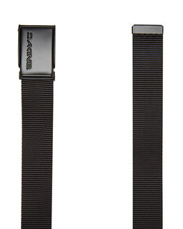 BLACK MENS ACCESSORIES DAKINE BELTS - 10001917BLK