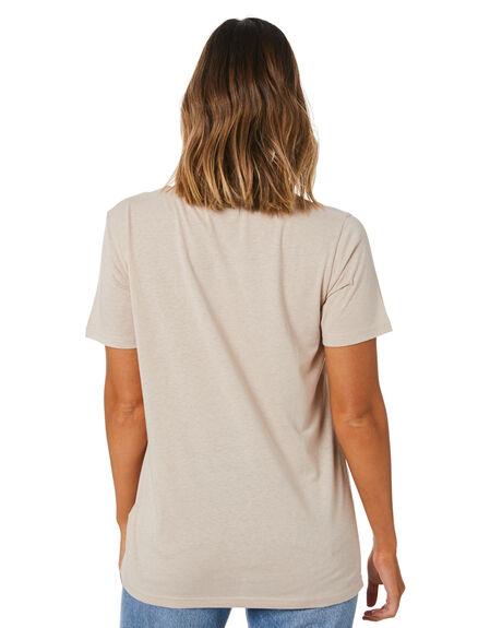 TAN WOMENS CLOTHING SWELL FASHION TOPS - S8211007TAN