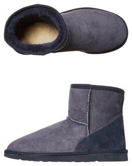 NAVY WOMENS FOOTWEAR UGG AUSTRALIA UGG BOOTS - SSMINNAVYW