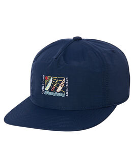 NAVY MENS ACCESSORIES BARNEY COOLS HEADWEAR - 909-CR3NVY