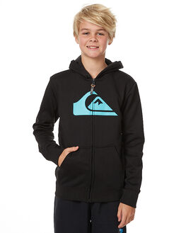 BLACK KIDS BOYS QUIKSILVER JUMPERS - EQBFT03213KVJ0