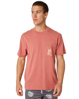 RED MENS CLOTHING IMPERIAL MOTION TEES - 201803002098RED