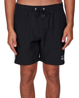 BLACK MENS CLOTHING BILLABONG SHORTS - BB-9507431M-BLK