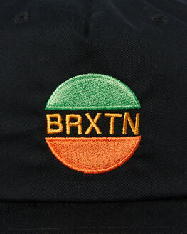 BLACK MENS ACCESSORIES BRIXTON HEADWEAR - 10272BLACK