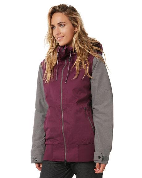 WINTER ORCHID BOARDSPORTS SNOW VOLCOM WOMENS - H0651806WOC