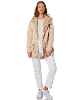 FAWN WOMENS CLOTHING ALL ABOUT EVE JACKETS - 6433052SAN