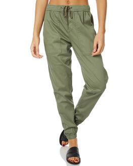 KHAKI WOMENS CLOTHING SWELL PANTS - S8173192KHA